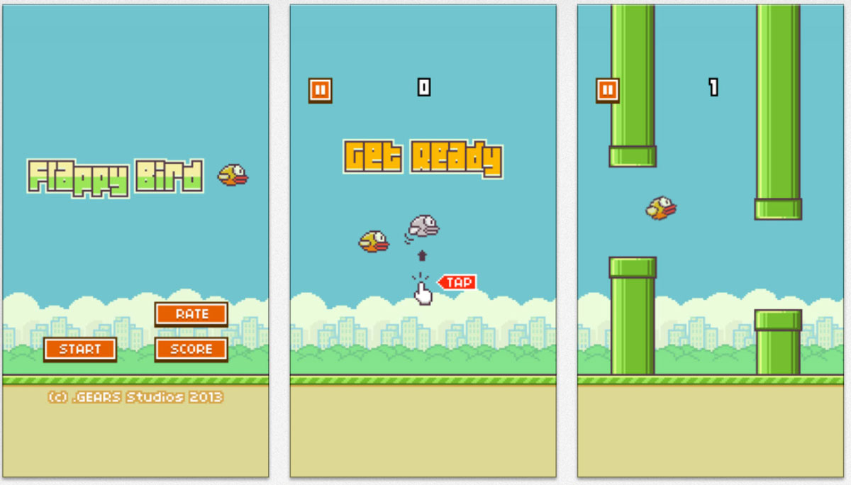 Flappy Bird Online Game